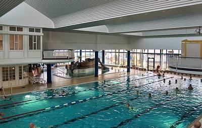 Schwimmbad berlin spandau
